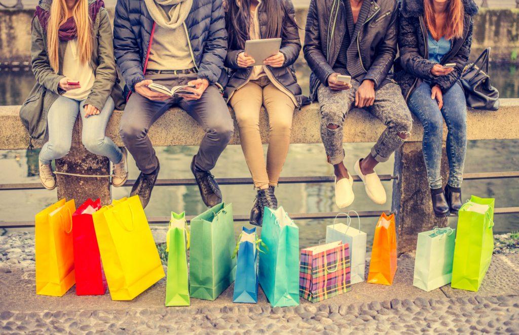 shopping iot