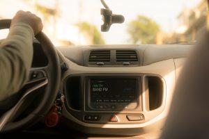 car radio middleware development